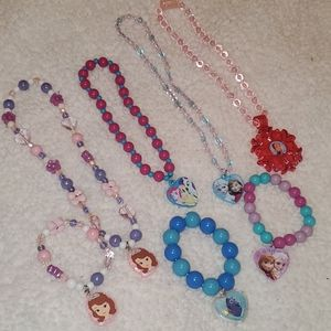 Children's Costume Jewelry Bundle
